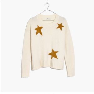 Madewell Sweaters - Madewell Star sweater f97351b50